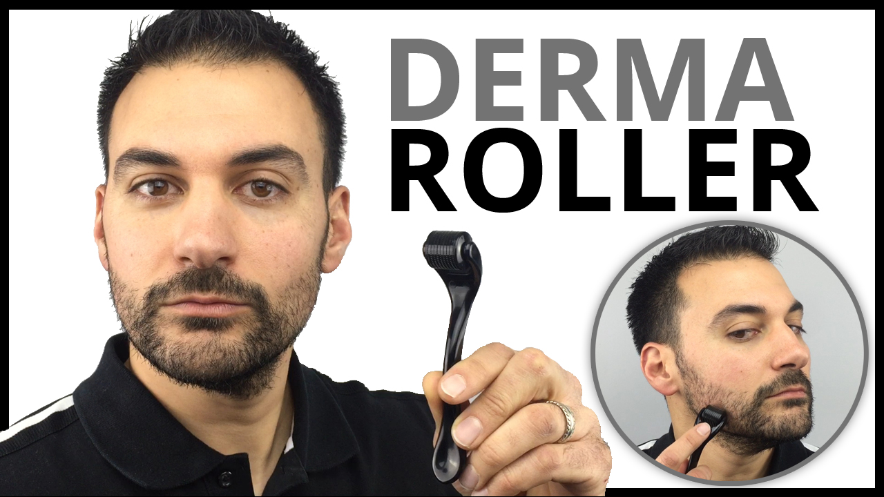 Derma Roller – The Patchy Beard Growth Solution? - GroomReviews